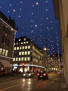 imagechristmas in Zurich