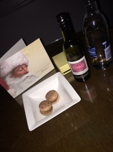 Why look, the Waldorf Astoria left me some treats!
