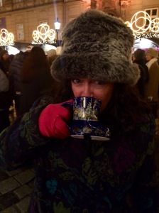 Hot wine!