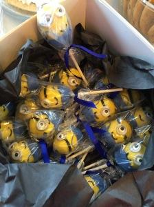 Minion Pops