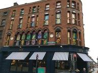 Interesting windows in Dublin